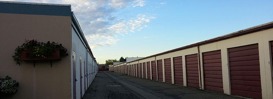 Charmant StoragePlus Murray Facility View